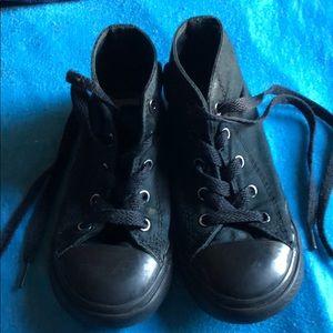 Black Converse All Stars size 9 unisex